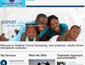 Website designed for a social service company in Denver, Colorado.