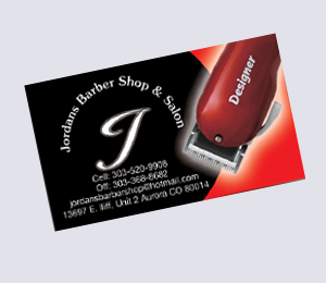 Design & Printing of business card for start-up company.